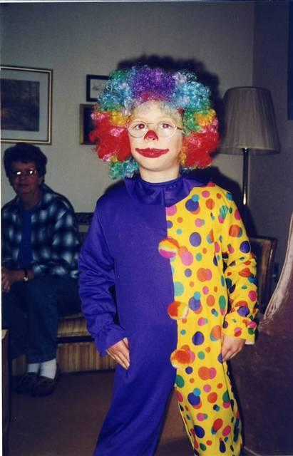 costumes clown