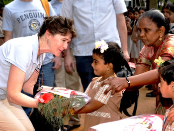 An India mission trip